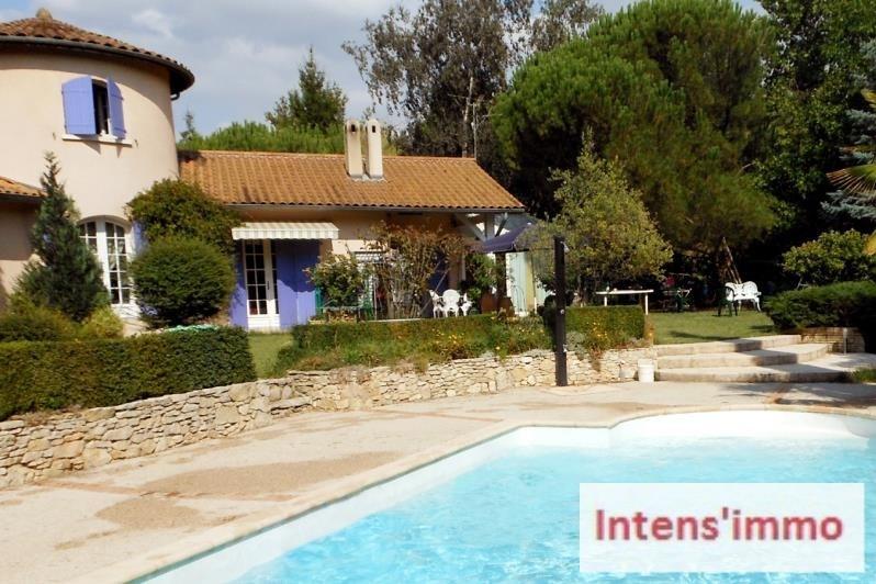 Vente maison / villa Genissieux 390000€ - Photo 3