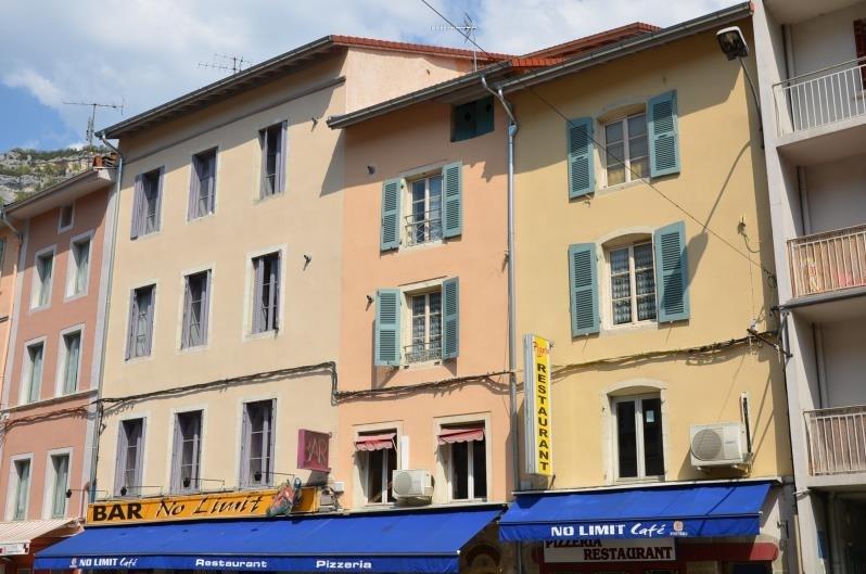 Vente appartement Nantua 66000€ - Photo 1