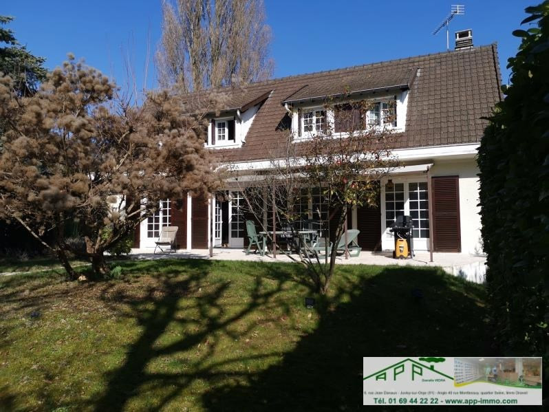 Sale house / villa Draveil 524000€ - Picture 1