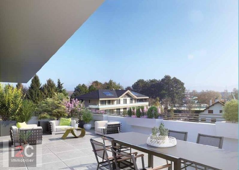 Venta  apartamento Divonne les bains 886000€ - Fotografía 2