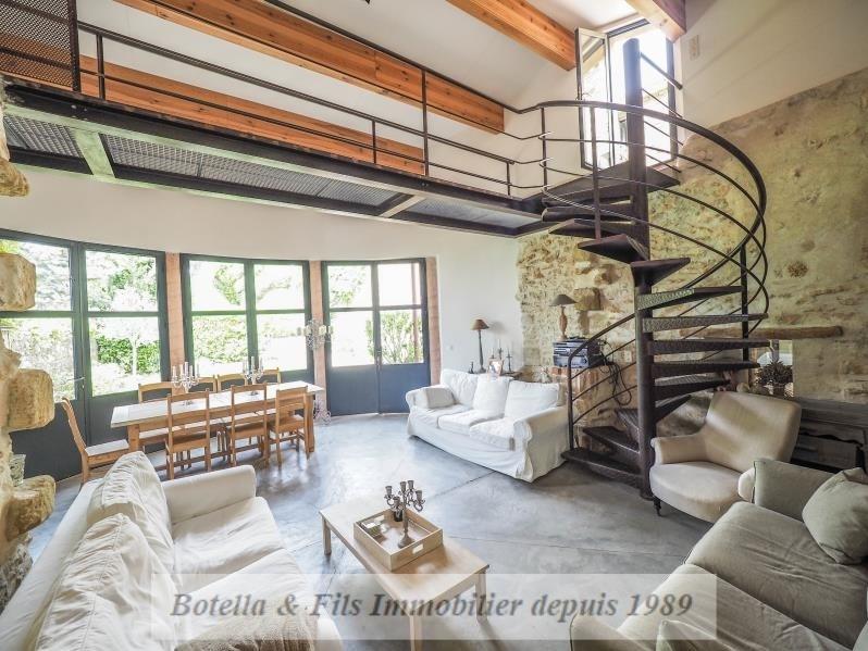 Verkoop van prestige  huis Uzes 849000€ - Foto 1