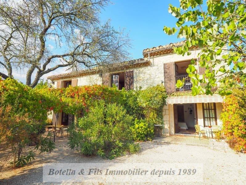 Immobile residenziali di prestigio casa Uzes 658000€ - Fotografia 2