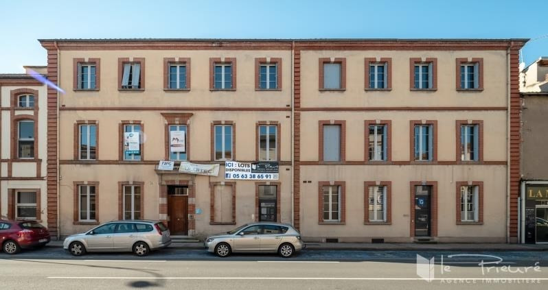 Sale apartment Albi 79 500€ - Picture 1