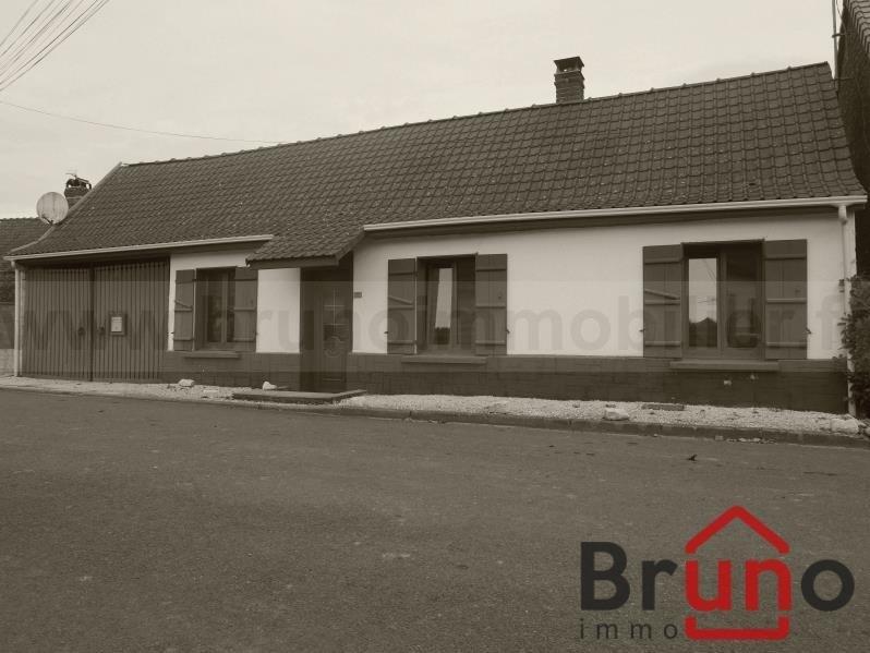 Sale house / villa Dompierre sur authie 98000€ - Picture 1