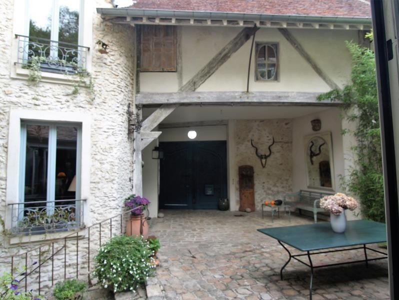 Deluxe sale house / villa Montfort l amaury 1295000€ - Picture 2