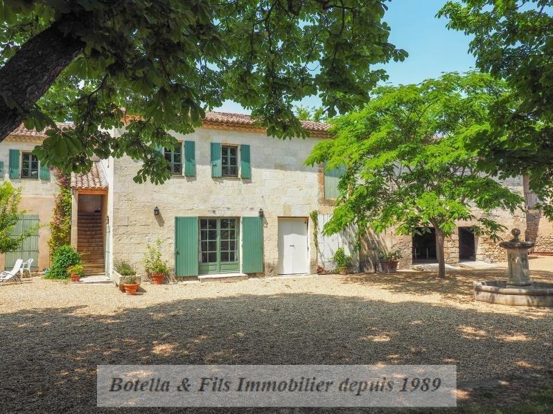 Immobile residenziali di prestigio casa Uzes 1570000€ - Fotografia 14