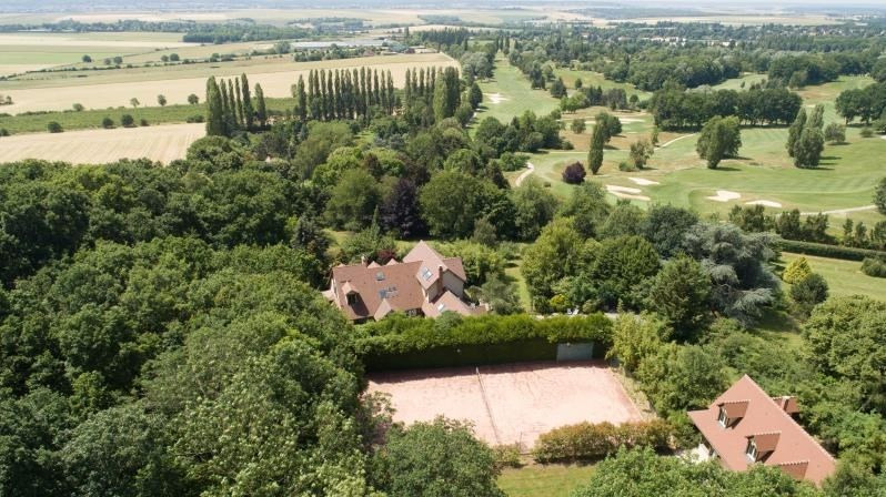 Deluxe sale house / villa St nom la breteche 2500000€ - Picture 4