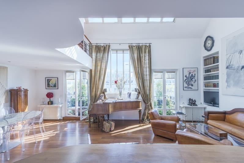Vente de prestige appartement Paris 14ème 1785000€ - Photo 1