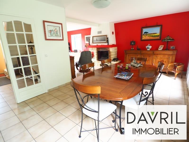 Sale house / villa Maurecourt 549900€ - Picture 2