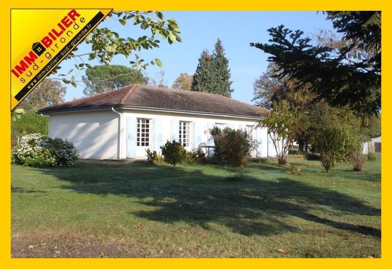 Vente maison / villa Langon 160600€ - Photo 1