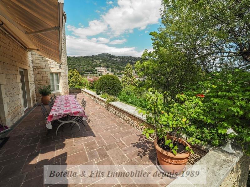 Vente de prestige maison / villa Barjac 1270000€ - Photo 13