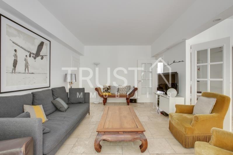 Vente de prestige appartement Paris 15ème 1230000€ - Photo 3