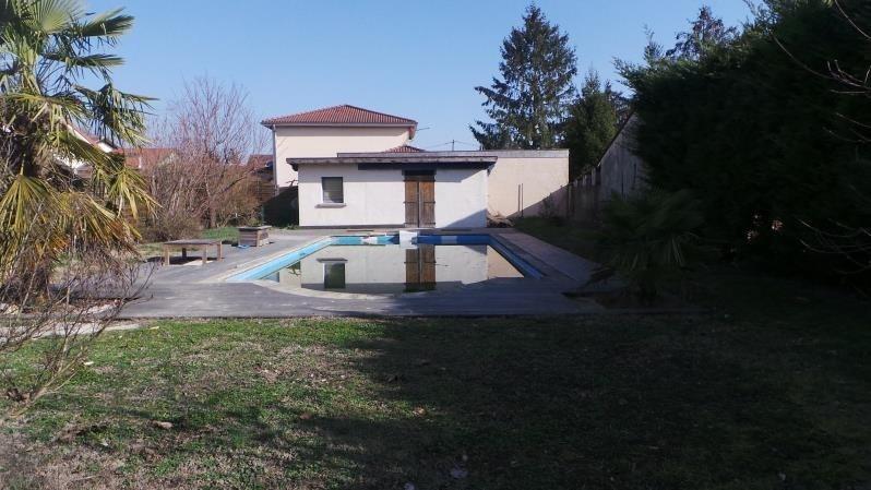 Vente maison / villa Nievroz 358000€ - Photo 2