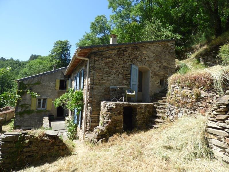 Vente maison / villa Environs de mazamet 125000€ - Photo 1