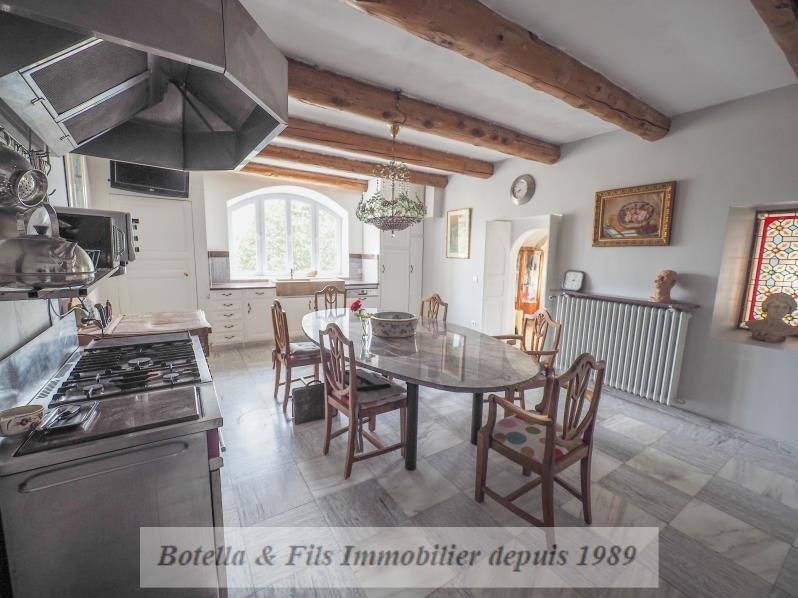 Vente de prestige maison / villa Uzes 527000€ - Photo 9