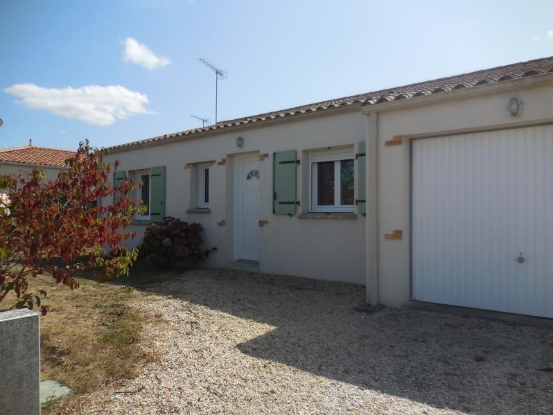 Rental house / villa La ferriere 649€ CC - Picture 1