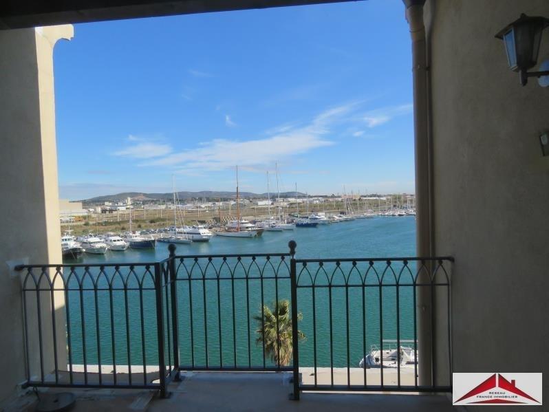 Vente appartement Sete 320000€ - Photo 1