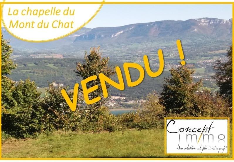 Vente terrain Le bourget du lac 88000€ - Photo 1