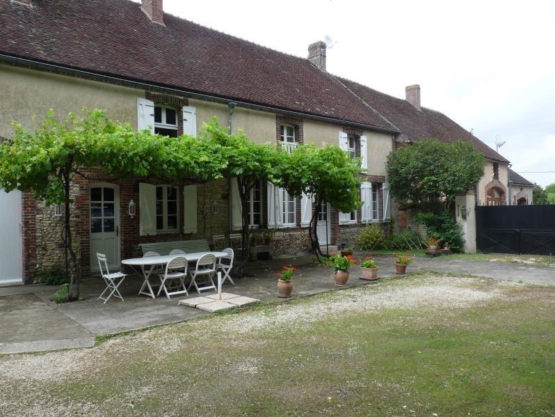 Sale house / villa St maurice le vieil 325000€ - Picture 1