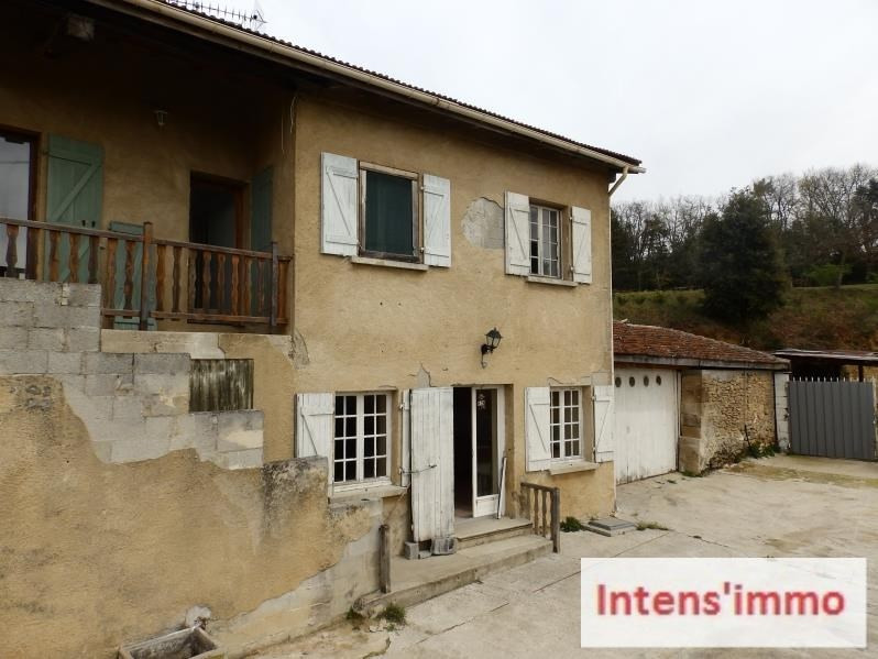 Vente maison / villa Peyrins 198000€ - Photo 1