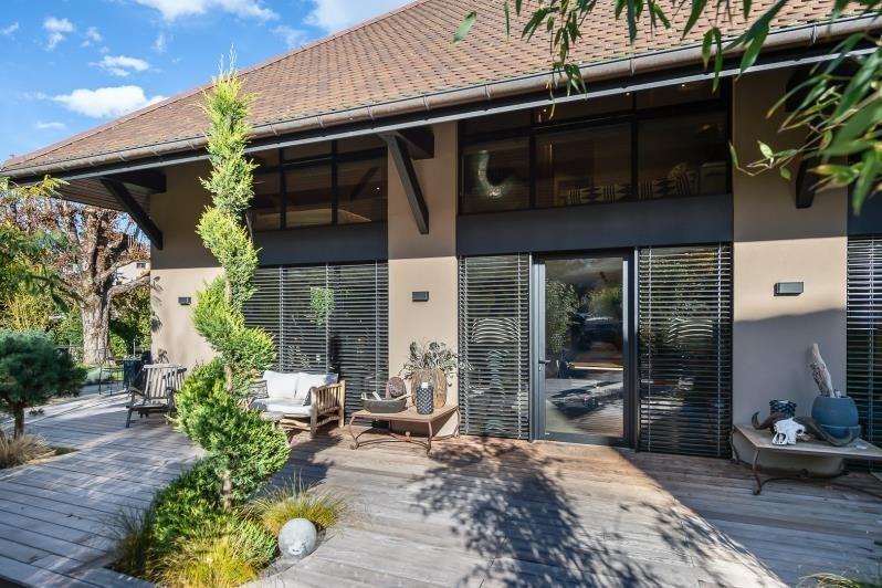 Vente de prestige maison / villa Saint jorioz 3050000€ - Photo 4