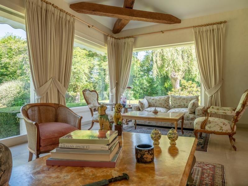 Deluxe sale house / villa St nom la breteche 4200000€ - Picture 3