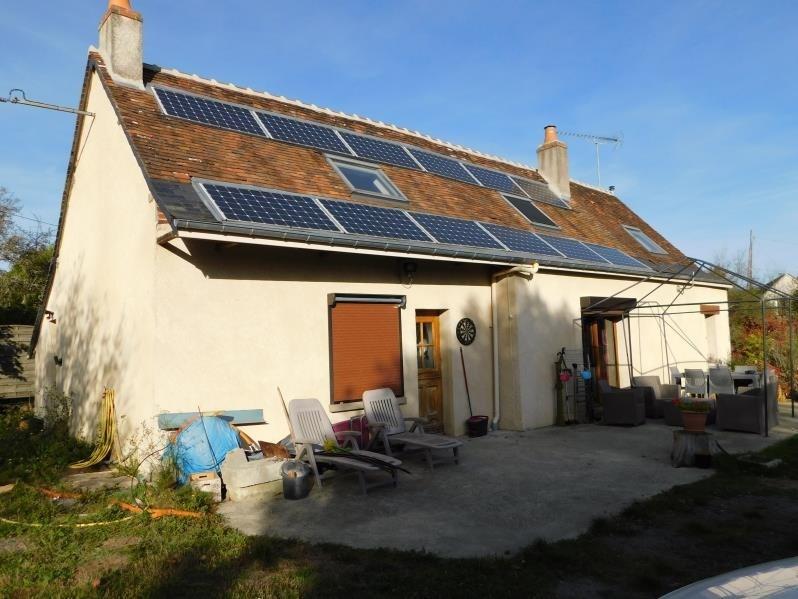 Sale house / villa Chemille sur deme 166000€ - Picture 1