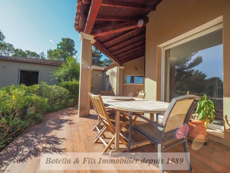 Vente de prestige maison / villa Uzes 595000€ - Photo 15