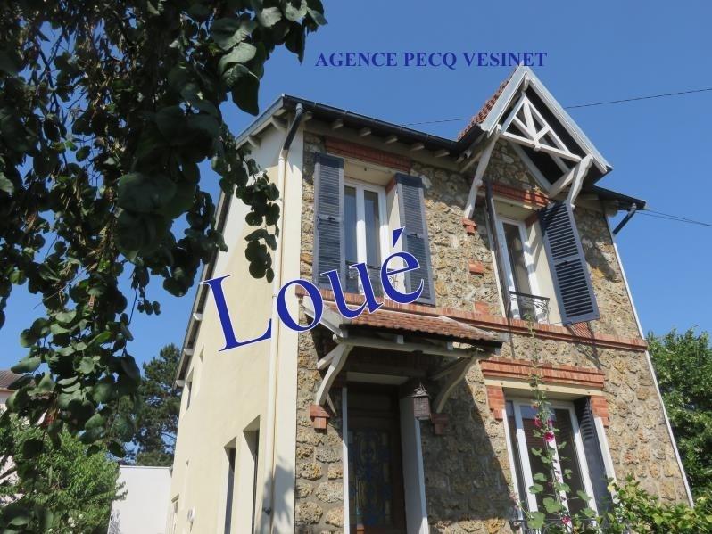 Location maison / villa Le pecq 1990€ CC - Photo 1