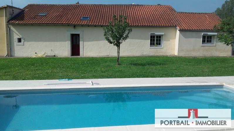 Vente maison / villa St andre de cubzac 299000€ - Photo 2