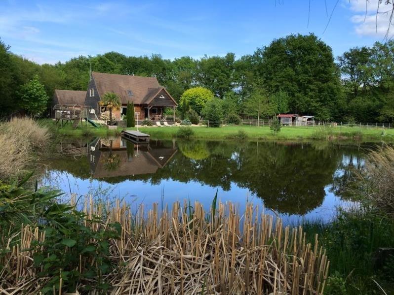 Deluxe sale house / villa Brinon sur sauldre 290000€ - Picture 1