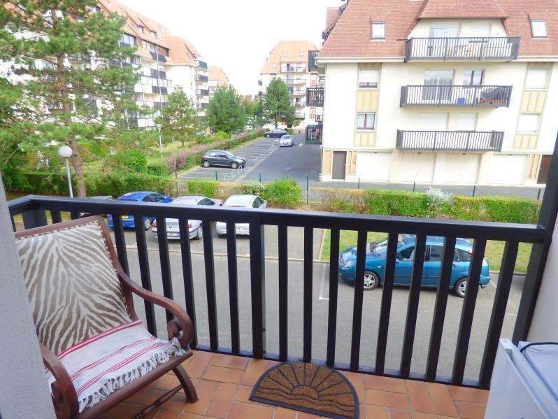 Verkoop  appartement Villers sur mer 118000€ - Foto 1