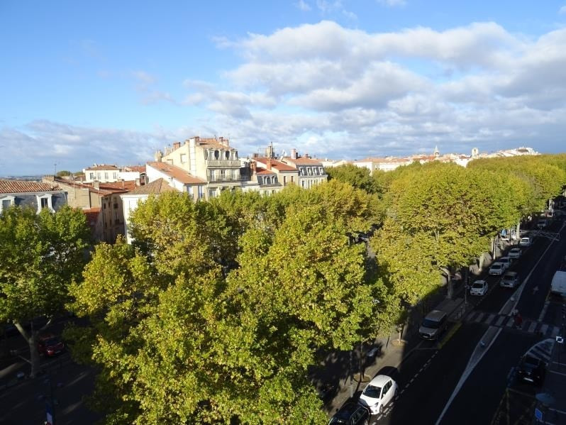Sale apartment Béziers 87 200€ - Picture 1