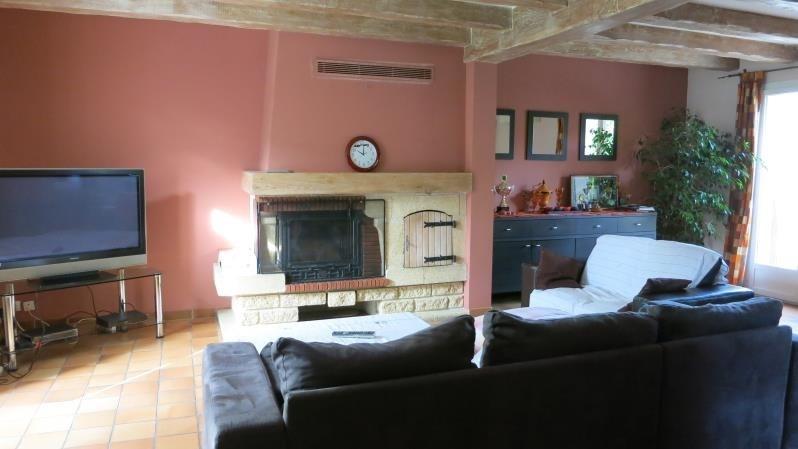 Vente maison / villa Quincy voisins 296000€ - Photo 3