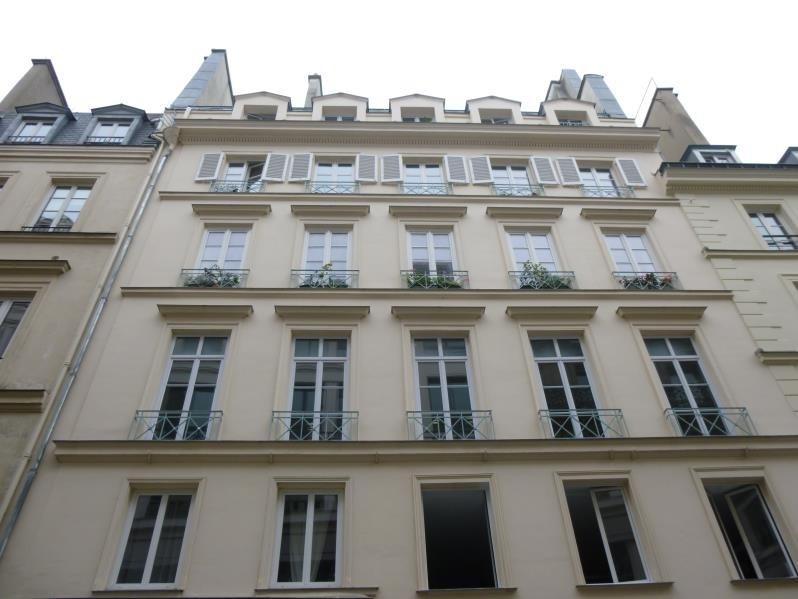 Vente appartement Paris 2ème 139000€ - Photo 1