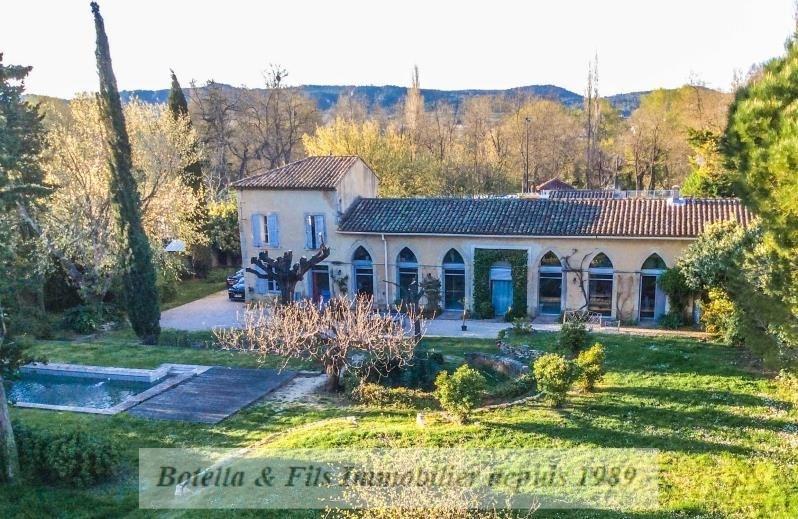 Verkoop van prestige  huis Bagnols sur ceze 525000€ - Foto 1