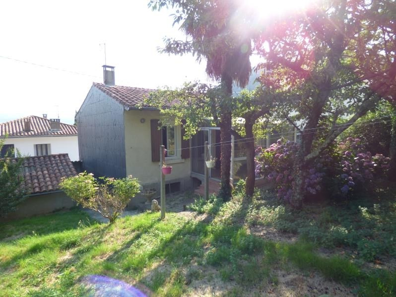 Vente maison / villa Mazamet 80000€ - Photo 2