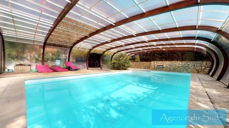 Vente de prestige maison / villa Roquevaire 885500€ - Photo 3