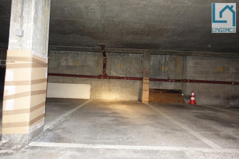 Sale parking spaces Boulogne billancourt 27500€ - Picture 3