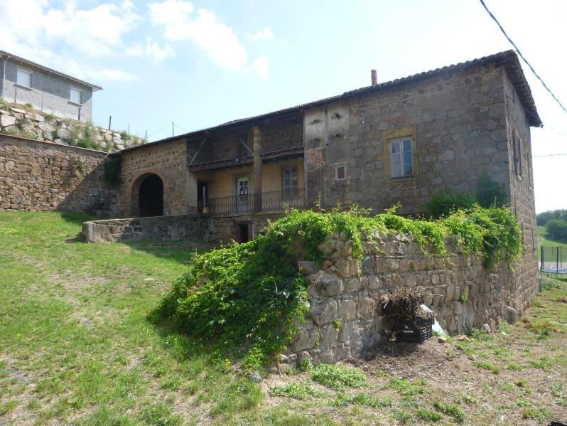 Vente maison / villa Brullioles 119000€ - Photo 1