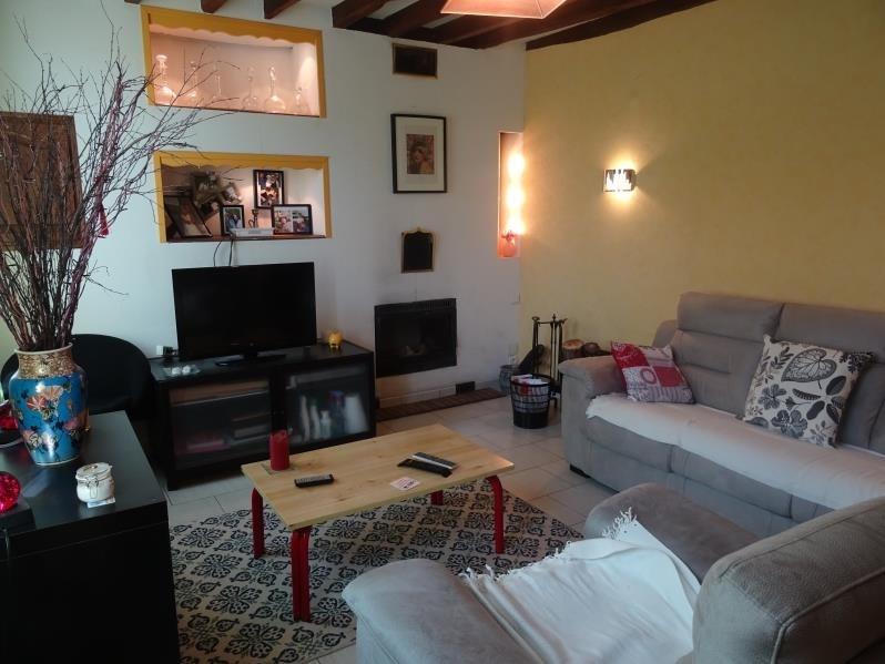 Vente maison / villa Cresantignes 181000€ - Photo 5