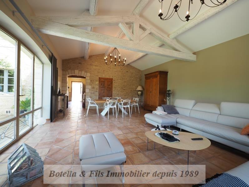 Vente de prestige maison / villa Uzes 890000€ - Photo 2