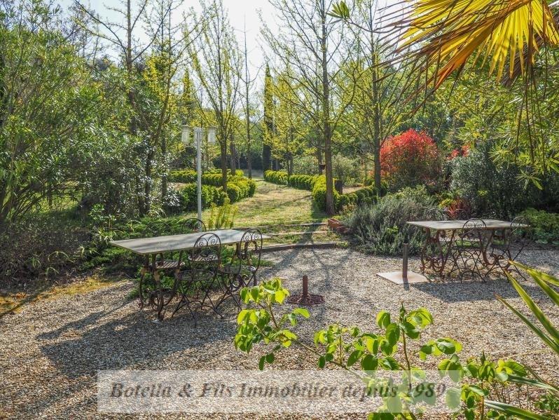Vente de prestige maison / villa Uzes 998000€ - Photo 11