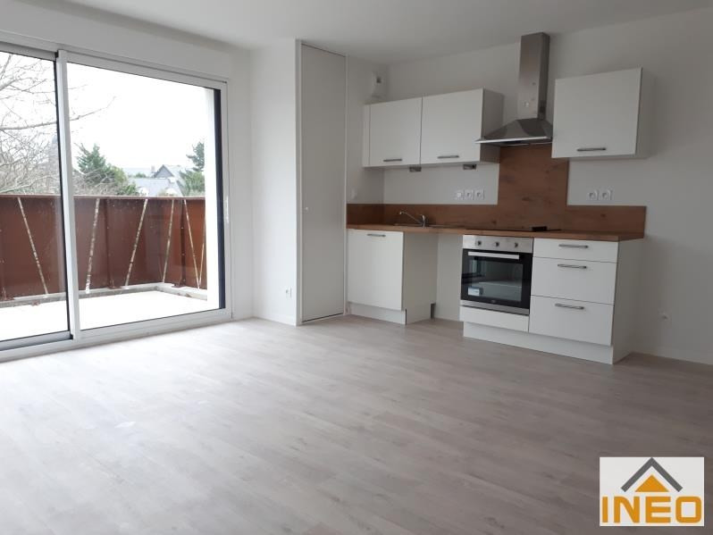 Location appartement Noyal chatillon sur seiche 640€ CC - Photo 2