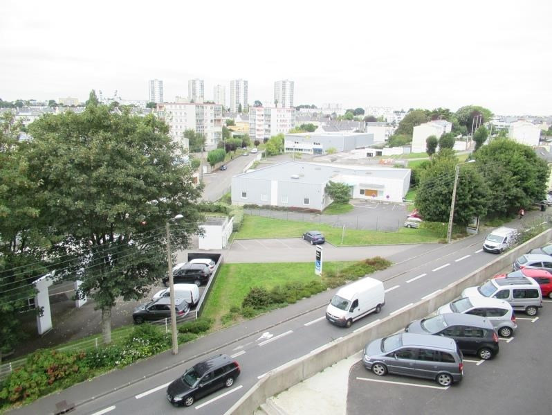 Rental apartment Brest 480€ CC - Picture 1
