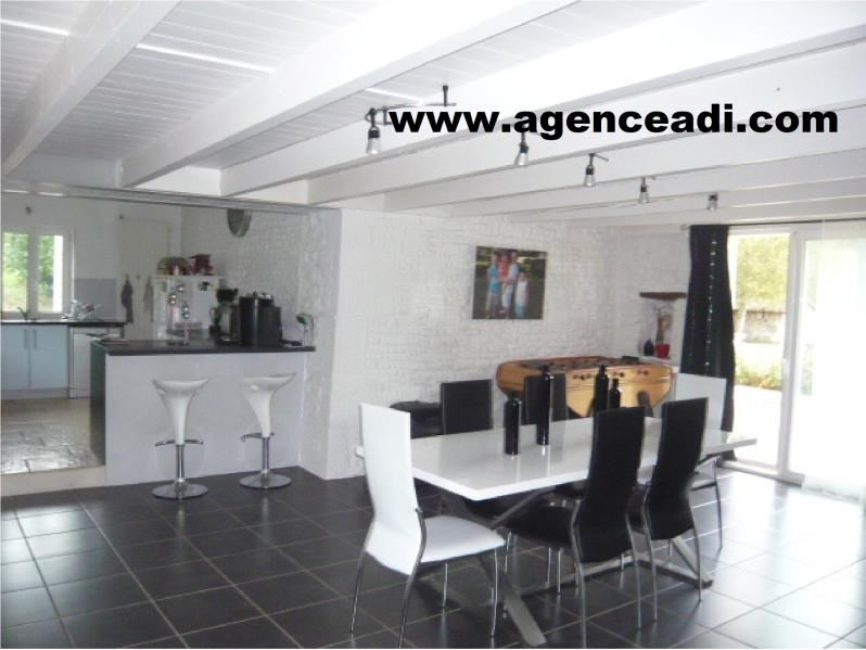 Vente maison / villa La mothe st heray 171600€ - Photo 1