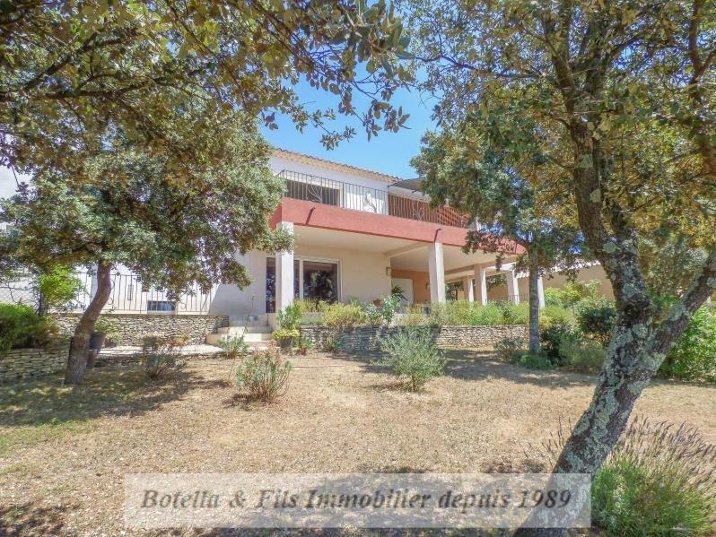 Verkoop van prestige  huis Uzes 560000€ - Foto 15
