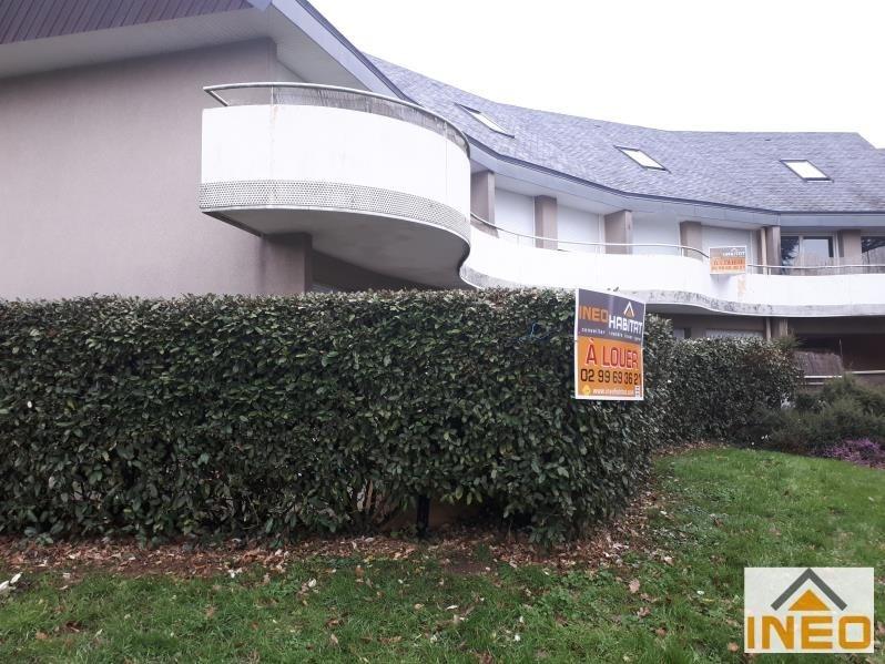 Location appartement La meziere 470€ CC - Photo 4
