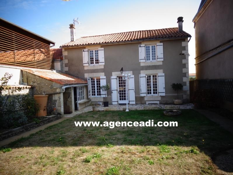 Vente maison / villa Pamproux 99 600€ - Photo 1