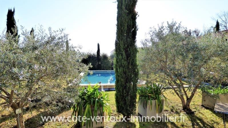 Vente de prestige maison / villa Aubignan 837000€ - Photo 4